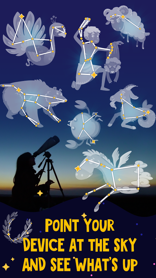 Space for Kids Star Walk 2 » Apk Thing - Android Apps Free Download
